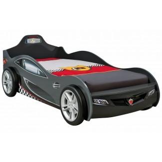 Cama doble para autos Piedra Race