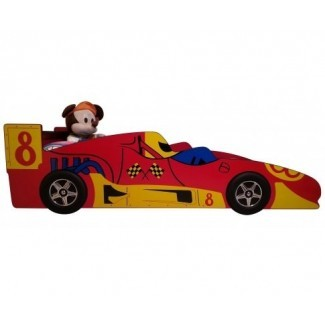 Red Racing Car Bed Kids Race - RuggaBub Baby Goods