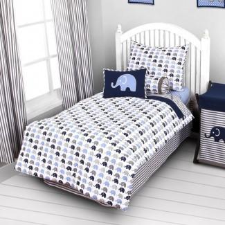 Juego de ropa de cama para niños pequeños de 3 piezas Yasmeen