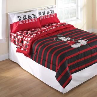 Ropa de cama de Mickey Mouse - Totalmente niños, totalmente habitaciones ...