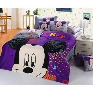 20 juegos de cama vigorizantes de Mickey y Minnie | Inicio ...