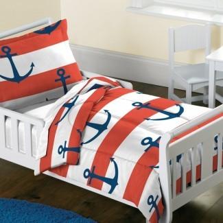 Juego de cama Adilynn de 2 piezas para niños pequeños