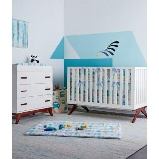 Goulet 3-in-1 Crib Set