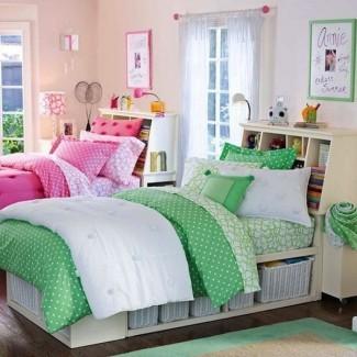 Ideas de diseño fascinantes para el dormitorio de un adolescente