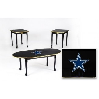 Cowboys Coffee Table, Dallas Cowboys Coffee Table, Cowboys ...