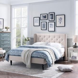 Marco de cama tradicional Chelsea
