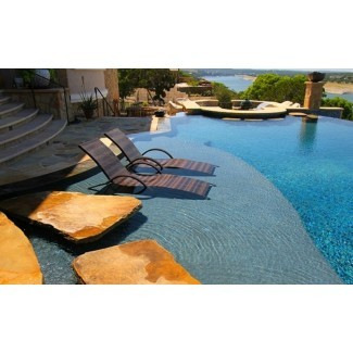 Sillones para piscina en agua - Trendir