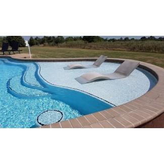 Tendencias de diseño de piscinas 2017 - Blue Haven Pools