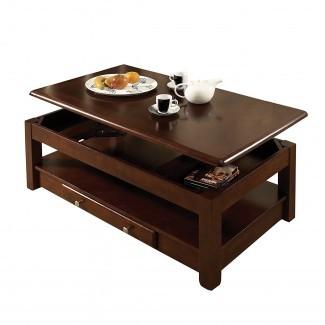 12 La mejor mesa de centro convertible en mesa de comedor ...