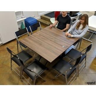 El Alzare se transforma fácilmente de una mesa de café en un