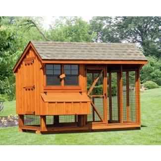 Gallineros combinados - Green Acres Outdoor Living