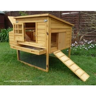 Gallinero criado para 6 gallinas - Dorset Poultry House