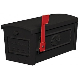 Salsbury Industries Townhouse Post Style Mailbox