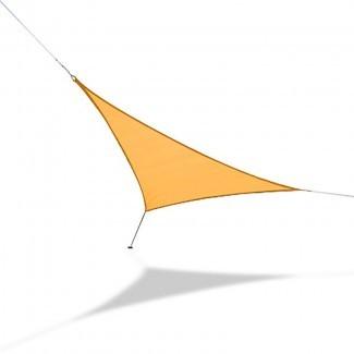 """Vela de sombra triangular de 11 '10 """""""
