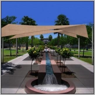 Sombrillas para patio Velas Canadá - Patios: Ideas de diseño para el hogar