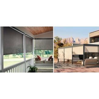 Cortinas solares I Sombrillas para patio I Cortinas para exteriores ... [19659010] Persianas solares I Sombrillas para patio I Cortinas para exteriores ... </div> </p></div> <div class=