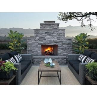 Chimeneas para exteriores | Vida al aire libre | California Mantel ...