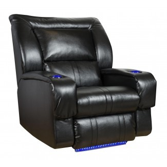 Sillón reclinable reclinable con luces LED y portavasos de ... [19659041] Sillón reclinable Lay-Flat con luces LED y portavasos de ... </div> </p></div> </p></div> </pre> <h3>Productos Relacionados:</h3> <ul class=