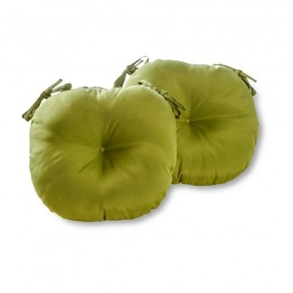 Greendale Home Fashions 15 en. Silla redonda para bistró para exteriores ...