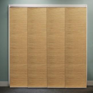 Paneles deslizantes ajustables de primera calidad Persiana vertical para oscurecer la habitación