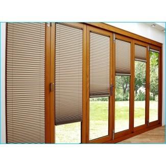 Puertas corredizas para patio que agregan belleza a su hogar y jardín