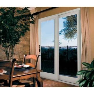 Puertas corredizas para patio con persianas empotradas Comentarios ...