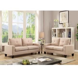 Juego de sala de estar configurable Offerman