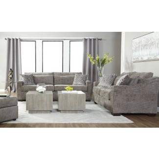 Juego de sala de estar configurable Pershing