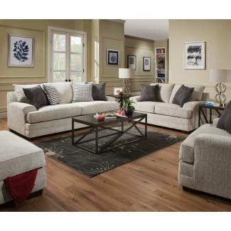 Conjunto de sala de estar configurable Henthorn