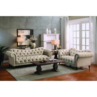 Conjunto de sala de estar configurable de Burna