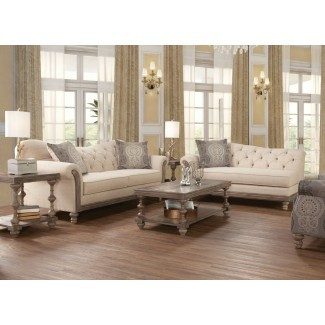 Juego de sala de estar configurable Trivette