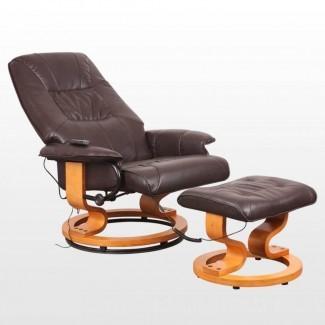 5 increíbles sillas giratorias reclinables para su sala de estar ...