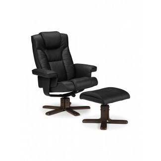 Silla reclinable giratoria MAL001 | 121 Muebles de oficina
