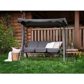 GrangeoverSands Porch Swing con soporte