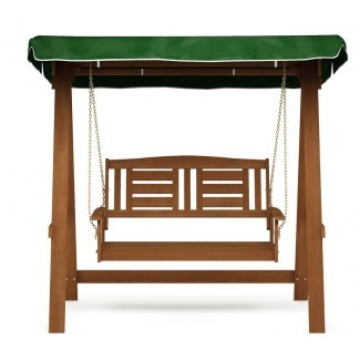 Peake European Porch Swing Canopy
