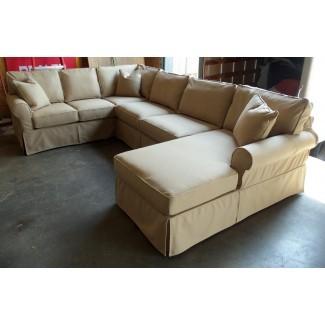 Fundas para sofás seccionales con sillones reclinables ...