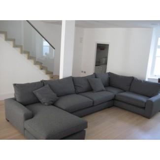 Fundas para sofás seccionales con chaise Awesome ...