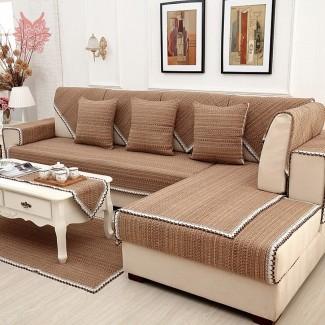 Fundas de sofá de lino Las mejores 25 ideas de sofá de lino en ...