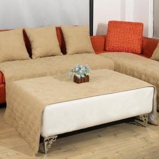 2019 últimas fundas para sofás seccionales con sillones reclinables ...