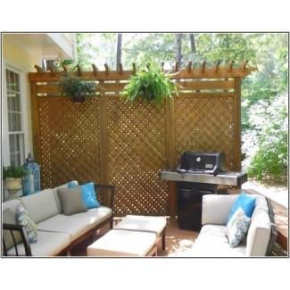 11 Pantallas de privacidad para terraza y patio de bricolaje frescas y fáciles