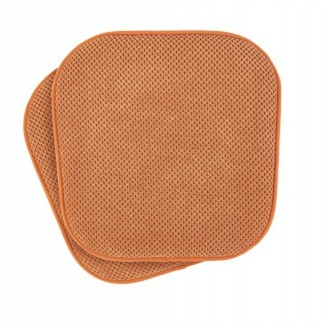Cojín de silla de comedor interior / exterior antideslizante Ultra Comfort (juego de 2)