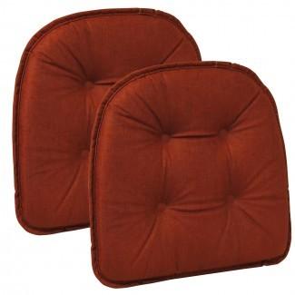 La almohadilla para silla antideslizante Gripper Cross Hatch 2-Pk -