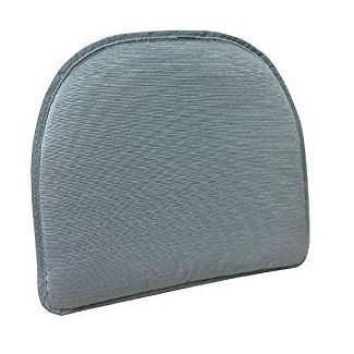 Amazon .com: The Gripper - Cojín antideslizante para silla, Melody Blue ...