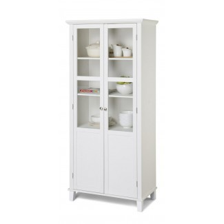 Muebles: grandes gabinetes de almacenamiento altos con puertas - Abruko