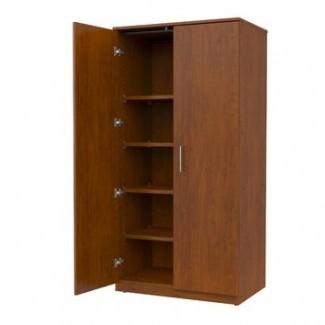 Gabinetes de almacenamiento baratos con puertas  