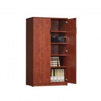 Gabinete de almacenamiento de doble puerta con bloqueo clásico - Lugar de trabajo ...