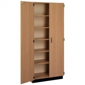 "Gabinete de almacenamiento alto con puertas - 36 ""An. X 84"" Alt. X"