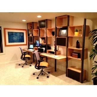 Muebles modulares de oficina para el hogar modulables Producto elegante ...