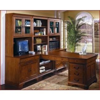 Aspen Muebles para el hogarChateau De Vin Modular Home Office Group