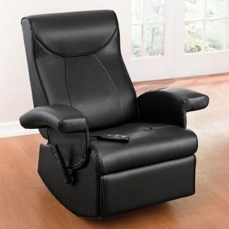 Los mejores sillones reclinables para hombres grandes. Sillones reclinables grandes y altos cerca